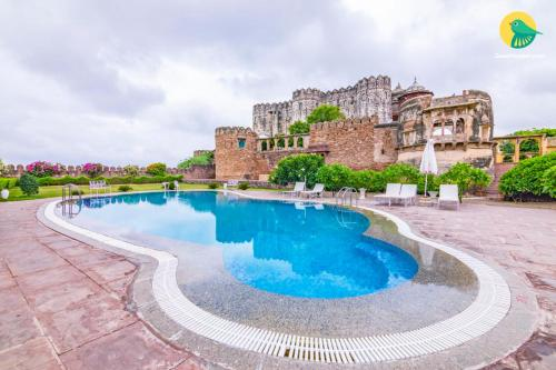 Room in heritage stay near Pipar City, Jodhpur, by GuestHouser 714