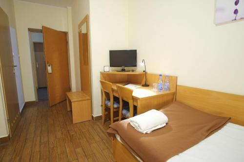 Enkeltrom (Single Room)