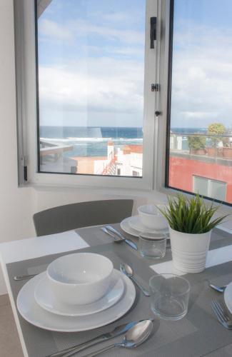 Chic Apartment @ Las Canteras Beach, 大加那利岛拉斯帕尔马斯