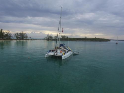 SV Sunsational, Marsh Harbour