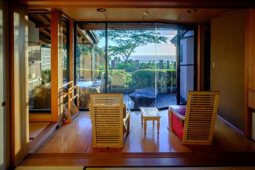 Japanese-Style Deluxe Room with Open-Air Bath - Non Smoking