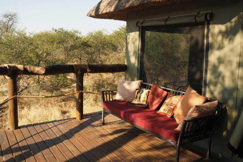 Omogolo Bush Lodges - Motswiri Lodge, Rammu