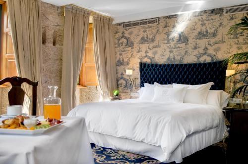 Suite - Einzelnutzung A Quinta Da Auga Hotel Spa Relais & Chateaux 7