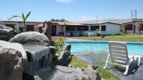 Casa Hacienda Nasca Oasis