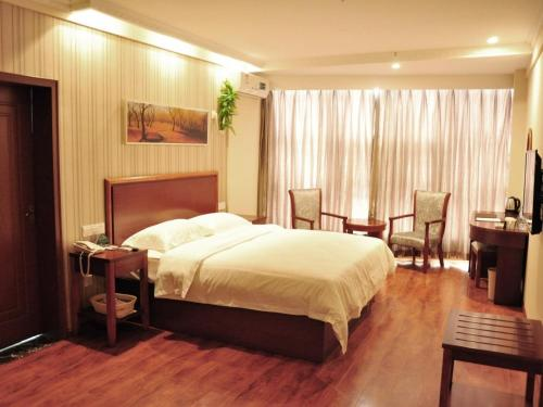 GreenTree Inn HeNan PuYang Oil-field Headquarters Business Hotel
