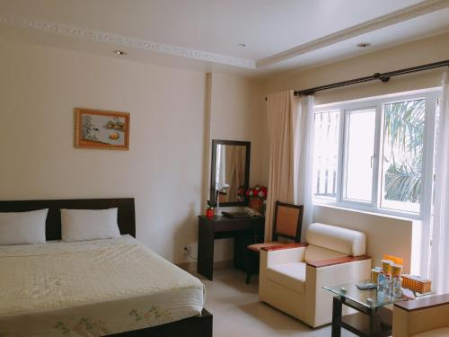 Executive Double Room with Window