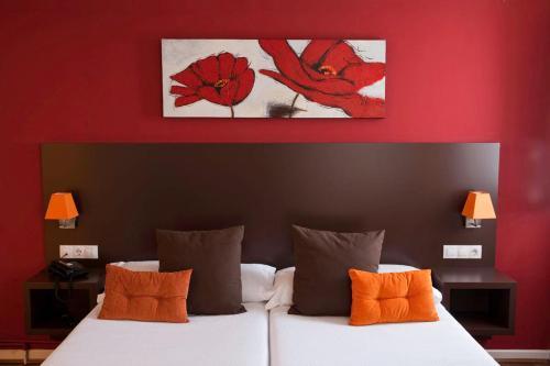 Zweibettzimmer Hotel Arrope 7