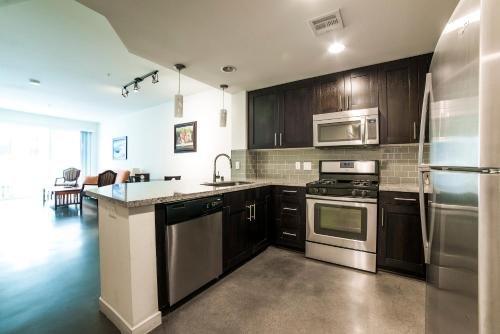 More About Wilshire Experience Apartment
