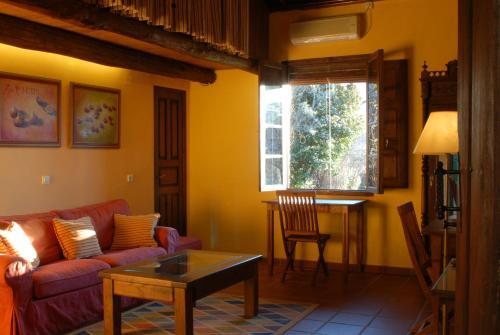Apartment mit 1 Schlafzimmer (2 Erwachsene + 2 Kinder) El Jardín del Convento 2