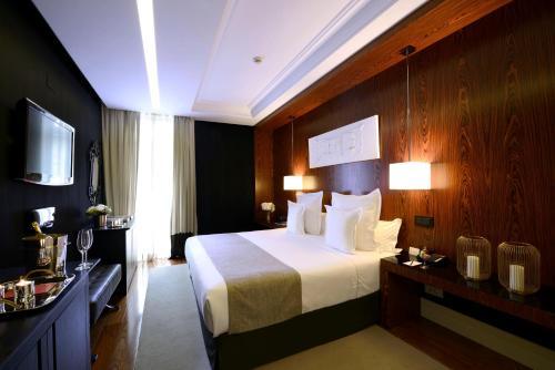 Luxury Suite Hotel Único Madrid 8