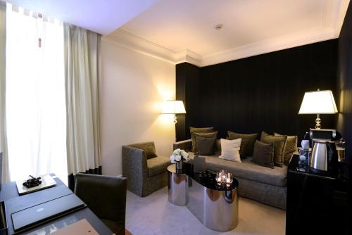 Luxury Suite Hotel Único Madrid 6
