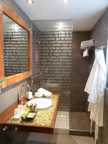 Standard Double or Twin Room Hotel La Casueña 19