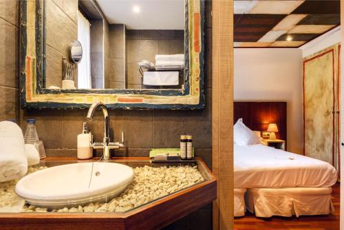 Standard Doppelzimmer mit Aussicht Hotel La Casueña 17