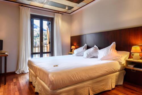 Standard Doppelzimmer mit Aussicht Hotel La Casueña 18
