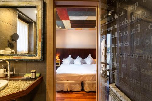 Standard Doppelzimmer mit Aussicht Hotel La Casueña 13