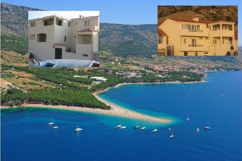 Отель Apartments Villa Jelena 3 звезды Хорватия