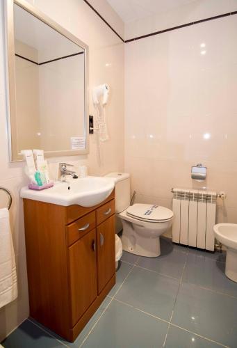 Habitación Doble Hotel Puerta Del Oriente 18