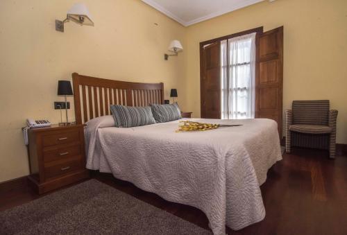 Habitación Doble Hotel Puerta Del Oriente 21