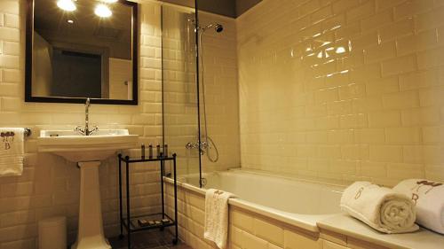 Habitación Doble con aparcamiento - 1 o 2 camas  Bremon 1