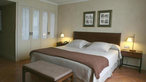 Habitación Doble con aparcamiento - 1 o 2 camas  Bremon 4