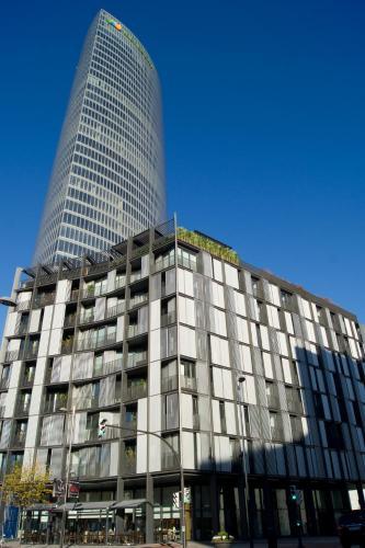Apartamentos Abba Tower Bilbao