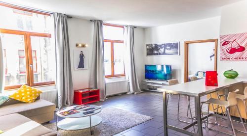 Charbon Apartments- Grande Place, Bruxelles
