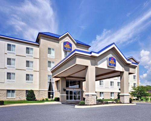 Best Western Plus Waynesboro Inn & Suites Conference Center