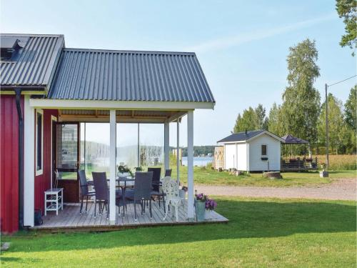 One-Bedroom Holiday Home in Sommen