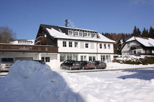 Kristall Apartments In Winterberg