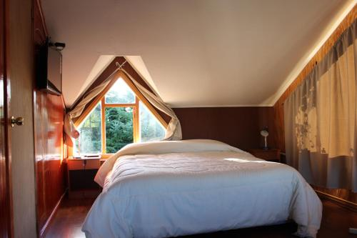 Chambre Quadruple - Vue sur Jardin (Quadruple Room with Garden View)