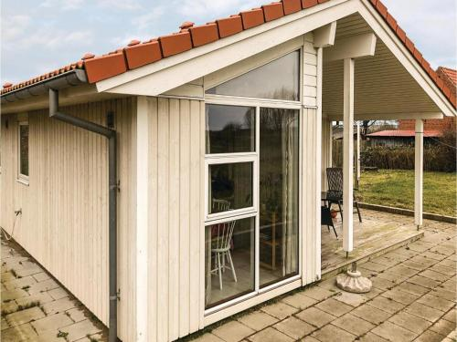 Two-Bedroom Holiday Home in Borre, Borre
