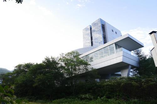 Takamiya Hotel Rurikura Resort, 藏王温泉