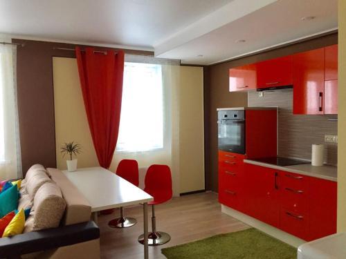 Apartment on Abbasova, Kazán