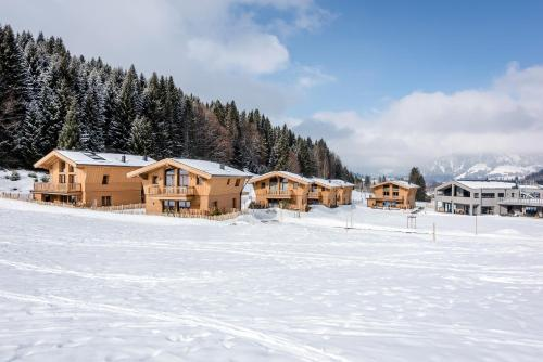 LA SOA Chalets & Eventlodge