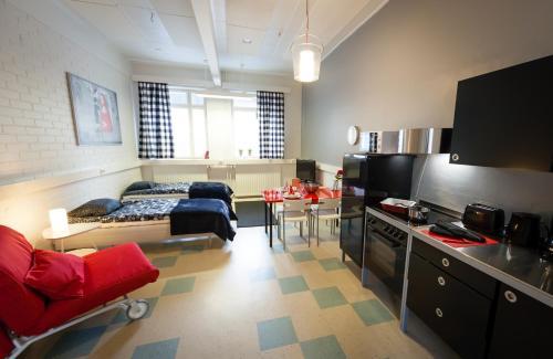 Yömyssy Apartments