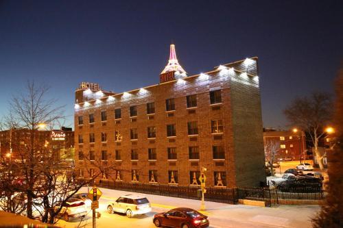 Paris Suites Hotel New York Corona