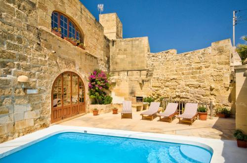 Farmhouse Palma, Għasri