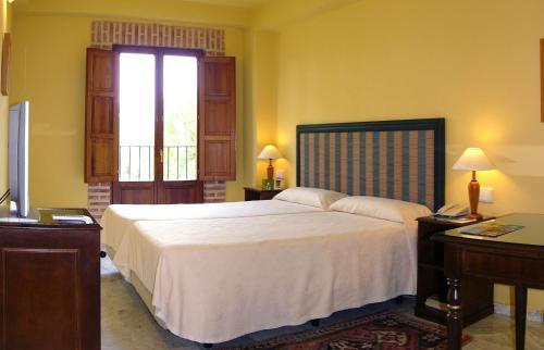Habitación Doble - 1 o 2 camas Ad Hoc Parque Golf 3