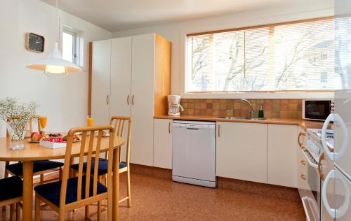 Ühe magamistoaga korter (One-Bedroom Apartment)