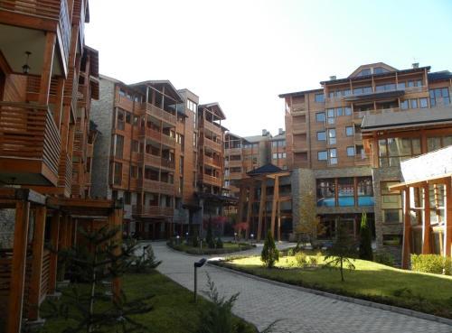 St.IVAN SKI and SPA Resort, Bansko