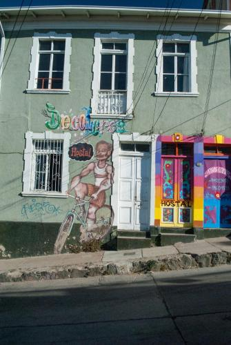 De Colores Hostal, Valparaíso