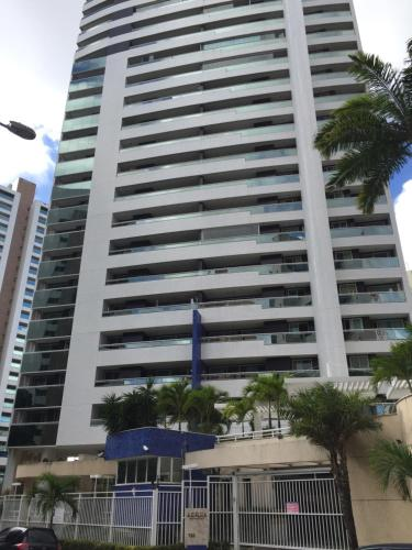 Luxuoso Apto 3 suites em Aldeota, Fortaleza
