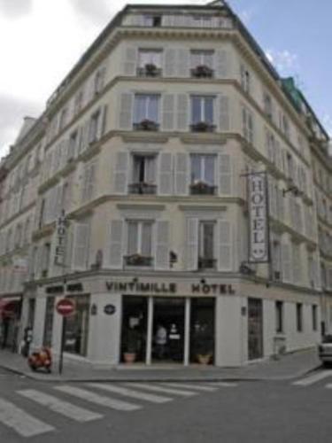 Vintimille hotel paris prix photos et avis for Prix hotel france