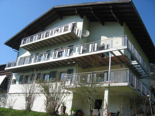 Haus Matt - Apartment mit 2 Schlafzimmern mit Balkon