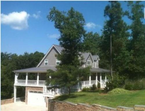 Vacation Rental House At Pickwick Lake