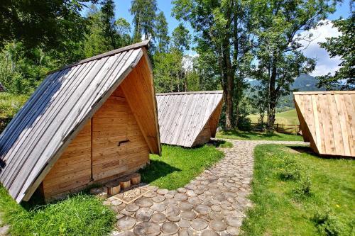Glamping & Hostel Stara Pošta, Zgornje Jezersko