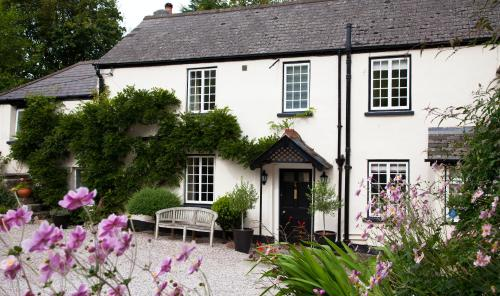 Kilbury Manor B&B,Buckfastleigh