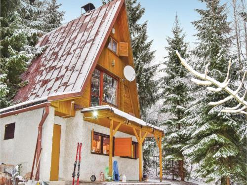 Three-Bedroom Holiday Home in Donovaly, 多纳瓦利