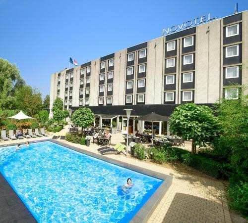 Novotel Maastricht HotelRoom Photo