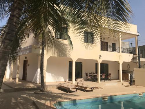 Villa Sam, Saly Portudal